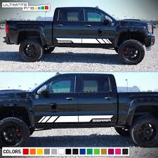 Decal Sticker Vinyl Side Stripe Body Kit For GMC Sierra Lamp Guard ... 0914 Ford F150 Gt500 Duraflex Body Kit Hood 112359 Ebay China Frp Truck Assembly Ckd Kits Sandwich Panel Defender D90 Pickup 110 Hard Greens Models Aplastics Hcwb 50 And Exclusive Rc Review Big Squid Nissan D 21 Modified Body Kits Sri Lanka Youtube Isuzu Mux 2014 Ultimate Xtreamer 4x4 Full Offtion Zone Offroad Dodge Ram 2017 15 X Front Rear Lift Fn Modified Chevy Silverado 2 Madwhips Xenon Gmc Sierra 1500 2005 Waldoch Baja Raptor Looks Style For Your F250 Kevlar Coated Custom 6 37 Tires Atoy Customs Bodykits Home Facebook