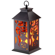 Halloween Pathway Lights Stakes by Halloween Lights Halloween Decorations The Home Depot