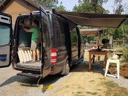 Custom Sprinter Conversion: Maximize The Exterior - CreatID Vintage Advertising Art Tagged Yns1 Period Paper Sunset Canvas Awning Fabric Awnings Retractable Canopy Design In San Leandro Acme Sunshades Enterprise Inc Acme Vacationr Room 16 17 Cafree Of Colorado 291600 Patio Images Sunshade Francisco Bay Area Rv Light Fixtures Lights Camping World