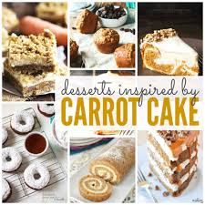 20 Mouth Watering Carrot Cake Recipes
