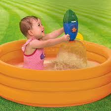 Inflatable Bath For Toddlers by Amazon Com Tomy Bath Fountain Rocket Toys U0026 Games