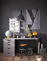 le bureau vintage bureau enfant vintage la redoute dans chambre grise