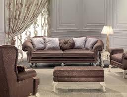 3 sitzer sofa für das wohnzimmer klassisch details