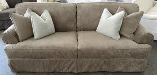 Rowe Furniture Sofa Slipcover by Barnett Furniture Rowe Furniture Addison Slipcover