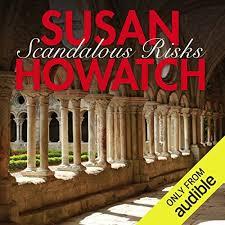 Scandalous Risks Audiobook Cover Art