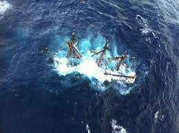 h m s bounty sinks rescue and rich legacy in pictures