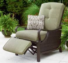Suncoast Patio Furniture Replacement Cushions by Chic And Cozy Outdoor Recliner Chair U2014 The Homy Design