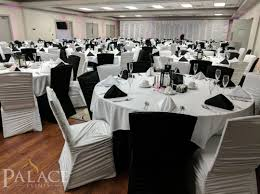 Chair Covers And Rouge Draping For Wedding Reception 11.24 ...