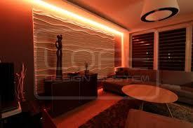 wohnzimmer wandgestaltung 3d wandpaneele wanddesign in