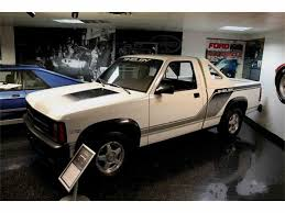 1989 Dodge Dakota For Sale | ClassicCars.com | CC-1055771 Dodge Dw Truck Classics For Sale On Autotrader 1991 Dakota Overview Cargurus Bangshiftcom Ebay Find The Most Unloved Shelby Is Looking For A Ramming Speed Best Premillenium Trucks Truth Cant Wait The 2017 Ford F150 Raptor Heres 2016 1989 Is A 25000 Mile Survivor Tractor Cstruction Plant Wiki Fandom Powered Cobra Dream Pinterest Cars And Wikipedia 2018 Can Be Yours 117460 Automobile Magazine