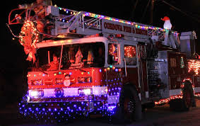 100 Cordova Truck Hosts Annual Christmas Parade Daily Mountain Eagle