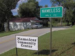 The Most Unoriginal Town Name In America, Presenting Nameless ...