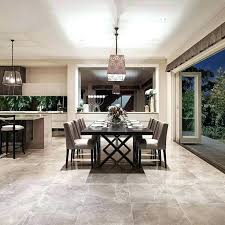 Dining Room Tiles Design Flooring Ideas Attractive Best Images On Wall