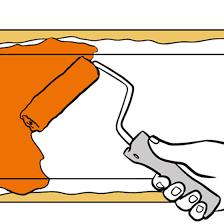 wandstreifen streichen anleitung in 5 schritten obi