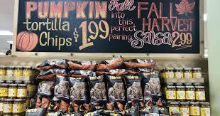 Mcdonalds Pumpkin Spice by Seasonal Pumpkin Products Spice Up Store Shelves Menus