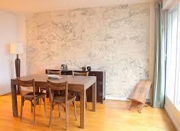tapisserie salon salle a manger papier peint original décoration murale en édition limitée