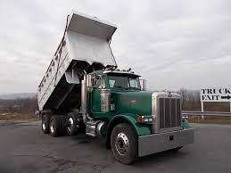 PETERBILT TRI-AXLE ALUMINUM DUMP TRUCK FOR SALE | #11871 Cabover Dump Truck Pictures Peterbilt Triaxle Alinum Dump Truck For Sale 11682 Elegant Used Trucks Mn 7th And Pattison Trucks Pin By Jerry On 18 Wheels And A Dozen Roses Pinterest Sold Peterbilt 359 15 Yard Box Cummins 400 Hp Diesel Unique Tri Axle Work Mini Japan Dump Truck Trucks Kenworth W900 Caterpillar C15 Acert 475 Hp Deanco Auctions