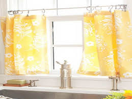 Ikea Lenda Curtains Red by Ikea Kitchen Curtains Home Design Ideas