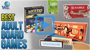 10 Best Adult Board Games