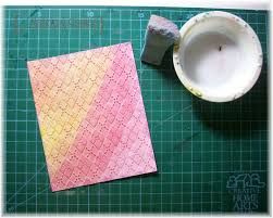 Paper Crafter Crayon Card Faber Castell Design Memory Craft Borders