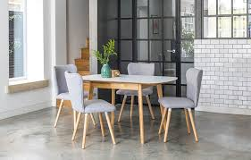 Fairway Extendable Dining Set with 4 Chairs