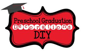Graduation Decorations 2015 Diy by Preschool Ponderings Preschool Graduation Decorations