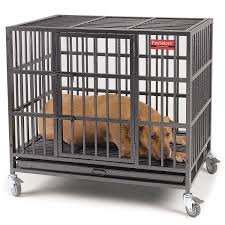 Unchewable Dog Bed by Top 5 Indestructible Dog Crates