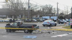 LI Man Killed In Two-truck Crash In Bay Shore, Police Say | Newsday Truck Van Equipment Upfitters Heres Exactly What It Cost To Buy And Repair An Old Toyota Pickup Closing Bell Day Trading Money Manager And Investor News New York Lund Intertional Products Tonneau Covers Tclass Century Caps Tonneaus Lakeland In Wisconsin Bodies Bay Bridge Manufacturing Inc Bristol Indiana 2010 Dodge Ram 1500 Reviews Rating Motortrend