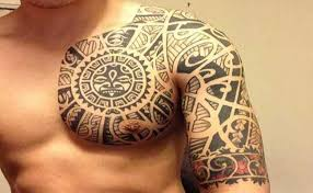 Chest And Arm Sleeves