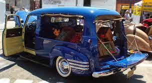 100 1952 Chevy Panel Truck Nostalgia On Wheels 1954 16 Accessory Hub Caps
