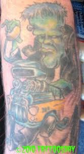 100 Big Truck Tattoos Driver