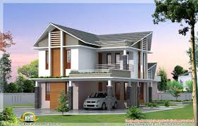 100 India House Models Beautiful Kerala Style Elevations Home Design New S
