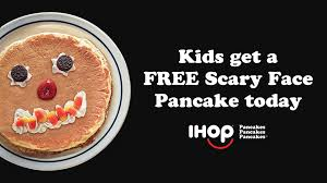 IHOP Halloween Promo: FREE Scary Face Pancakes For All Kids ... Free Ea Origin Promo Code Ihop Coupons 20 Off Deal Of The Day Ihop Gift Card Menu Healthy Coupons Ihop Coupon June 2019 Big Plays Seattle Seahawks Seahawkscom Restaurant In Santa Ana Ca Local October Scentbox Online Grocery Shopping Discounts Pinned 6th Scary Face Pancake Free For Kids On Nomorerack Discount Codes Cubase Artist Samsung Gear Iconx U Pull And Pay 4 Six Flags Tickets A 40 Gift Card 6999 Ymmv Blurb C V Nails