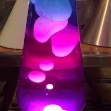 Glitter Gloo Found A Cool Lava Lamp