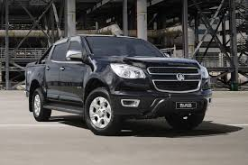 Holden Colorado 'Black Edition' Accessory Pack Gets Price Cut ...