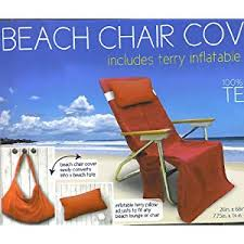 Terry Cloth Lounge Chair Cushion Covers by Starling Travel How To Make The Best Camping Towel Evar