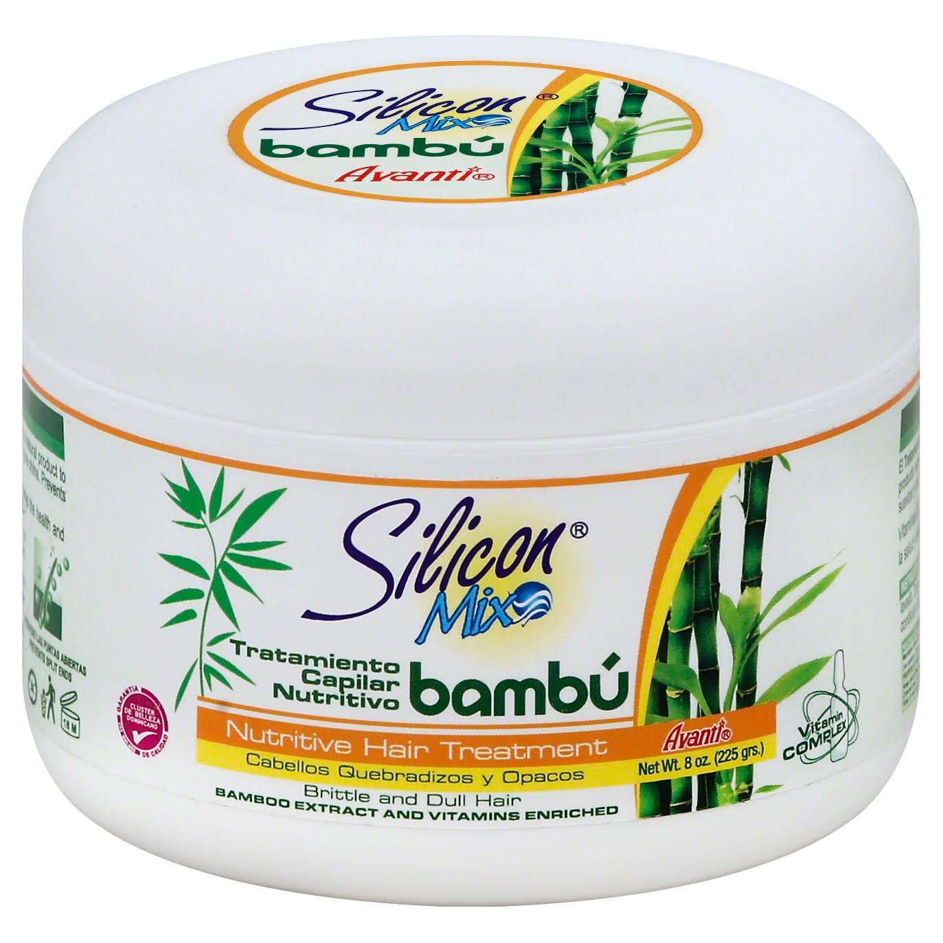 Silicon Mix Bambu Nutritive Hair Treatment - 8oz