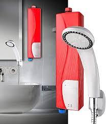 mini elektronischer durchlauferhitzer ohne tank küche bad