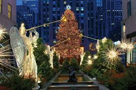Rockefeller Plaza Christmas Tree Lighting 2017 by Nyc Holiday Tree Lighting Ceremonies 2017 Nyc On The Cheap
