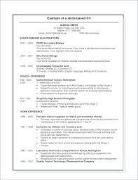 Sample Skills Resume Qualifications Samples Call Center