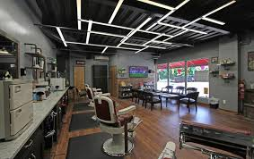Barber Shop Design Ideas by Neidhardt Definitely My Favorite Style For Conference Room And