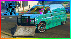 GTA 5 Online - NEW Mule Speedo Custom Truck Review & Customisation ...