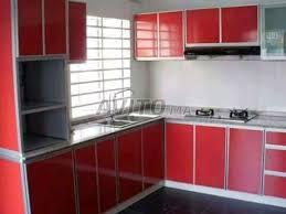 cuisine alu cuisine et placard en alu à vendre à dans meubles et décoration
