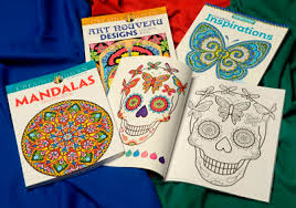 Adult Coloring Books Have Exploded In Popularity With Many Varieties Available At Local Bookstores