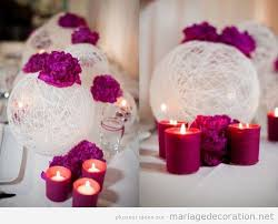 decoration table de mariage pas cher le mariage