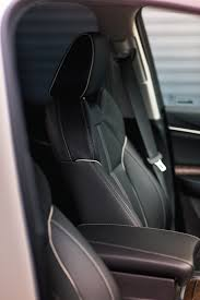 Does Acura Mdx Have Captains Chairs by 2017 Acura Mdx