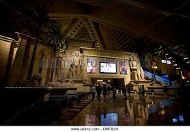 Luxor Casino Front Desk by Egypt Luxor Casino Las Vegas Nevada Statue Hotel Stock Photos