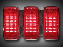 1969 ford mustang led light panels digi tails