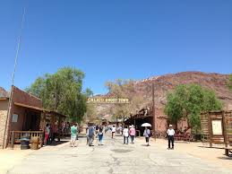 Calico Ghost Town Halloween by Visiting Calico Ghost Town La Explorer
