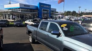 100 Chevy Truck Commercial Bruce Chevrolet In Hillsboro OR A Car Dealer You Know And Trust